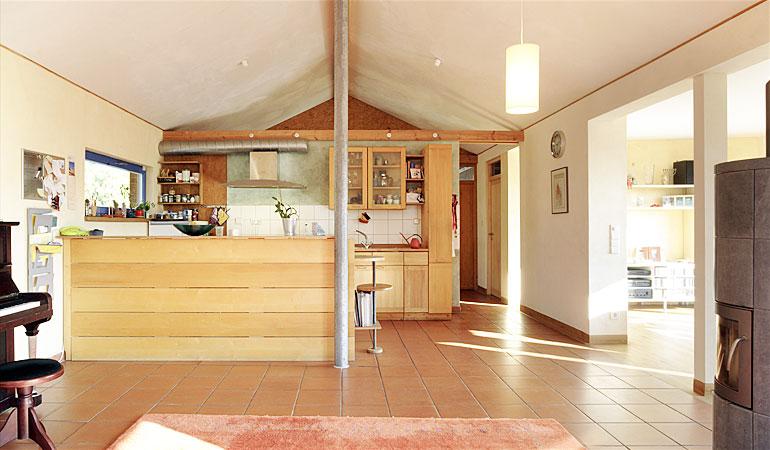 offenes wohnzimmer küche:Offenes Wohnen: Esszimmer, Wohnzimmer und Küche