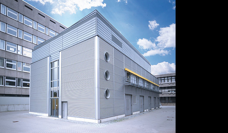 uni entsorgung stahl lehrmann architekten w rzburg. Black Bedroom Furniture Sets. Home Design Ideas