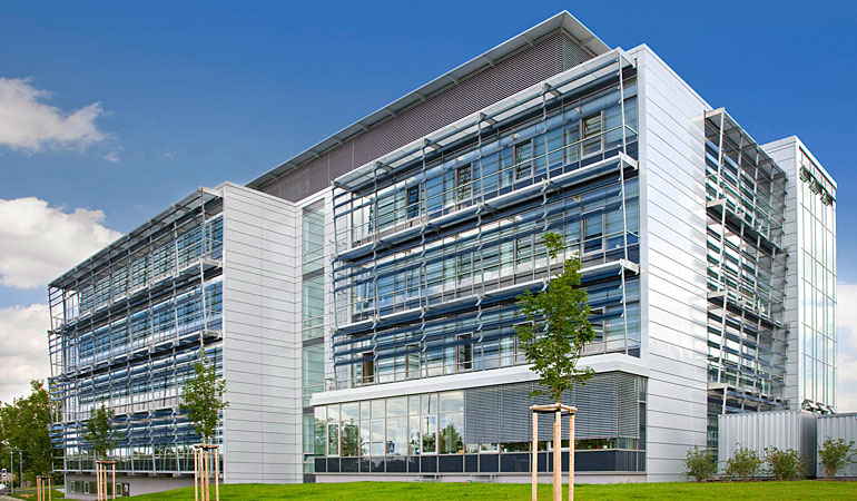 uni pharmachemie institut stahl lehrmann architekten. Black Bedroom Furniture Sets. Home Design Ideas